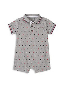 Tommy Hilfiger Baby Boy's Assorted Print Playsuit