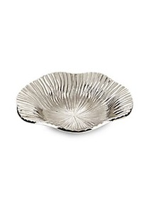 Lenox Organics Reef Metallic Bowl