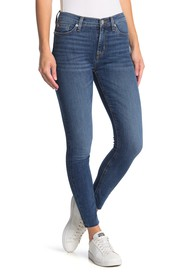 HUDSON Jeans Blair High Waisted Ankle Skinny Jeans