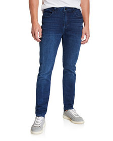 monfrere Men's Straight-Fit Jeans