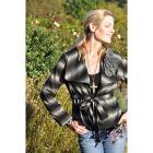 Feminine Flourishes Sweater Jacke