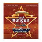 CURT MANGAN ACOUSTIC GUITAR PHOSPHOR BRONZE LIGHT