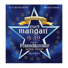 CURT MANGAN ELECTRIC GUITAR NICKEL WOUND STRING SE