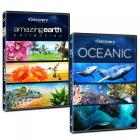 Amazing Earth & Oceanic DVD Set